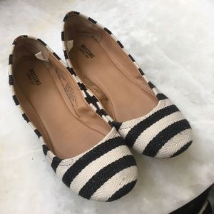 Mossimo Supply Co ballet flats 8